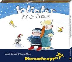 Winterlieder, 1 CD-Audio