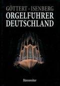 Orgelführer Deutschland - Bd.1