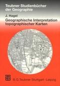 Geographische Interpretation topographischer Karten