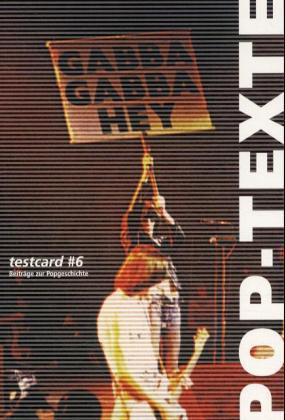 Testcard: Pop-Texte; Nr.6