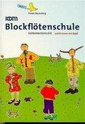 KDM Blockflötenschule (Sopranblockflöte) - Bd.1