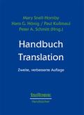 Handbuch Translation