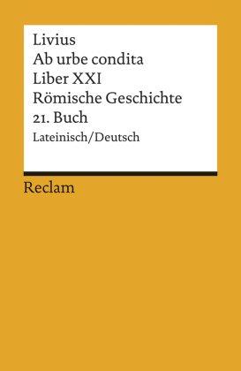 Ab urbe condita - Römische Geschichte - Buch.21