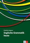 Englische Grammatik heute