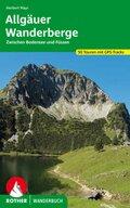 Rother Wanderbuch Allgäuer Wanderberge
