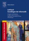 Lehrbuch Grundlagen der Informatik, m. CD-ROM