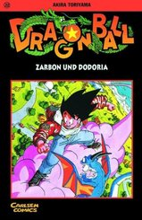 Dragon Ball - Zarbon und Dodoria