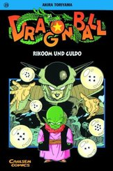 Dragon Ball - Rikoom und Guldo