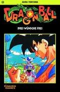 Dragon Ball - Drei Wünsche frei