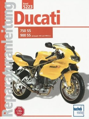 Ducati 600/750, 900 SS (ab Baujahr 1997)