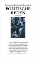Bibliothek der Geschichte und Politik: Politische Reden; Zusatzband - Tl.4