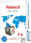 Assimil Polnisch ohne Mühe: Lehrbuch und 4 CD-Audios
