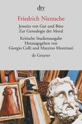 Jenseits von Gut und Böse - Zur Genealogie der Moral