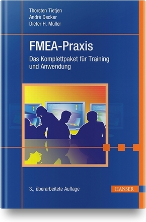 FMEA Praxis (Ebook nicht enthalten)