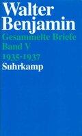 Gesammelte Briefe, 6 Bde.: 1935-1937; Bd.5