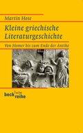 Kleine griechische Literaturgeschichte