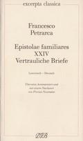 Epistolae Familiares XXIV - Vertrauliche Briefe, 24. Buch