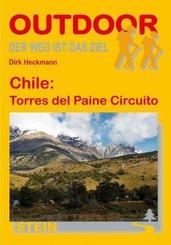 Chile, Torres del Paine Circuito