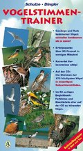 Vogelstimmen-Trainer, 1 CD-Audio + Begleitheft