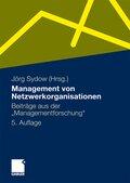 Management von Netzwerkorganisationen