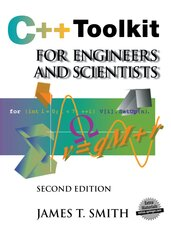 C++ Toolkit for Engineers and Scientists, w. CD-ROM