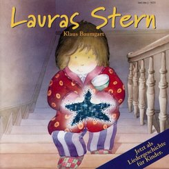 Lauras Stern, 1 Audio-CD
