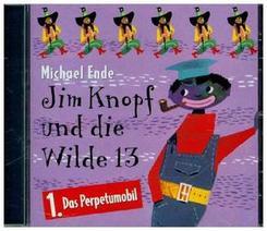 Das Perpetumobil, 1 CD-Audio