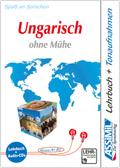 Assimil Ungarisch ohne Mühe: Lehrbuch und 4 Audio-CDs