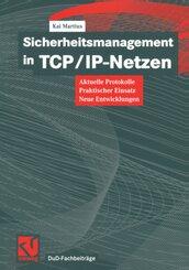 Sicherheitsmanagement in TCP/IP-Netzen