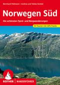 Rother Wanderführer Norwegen Süd