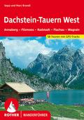Rother Wanderführer Dachstein, Tauern West