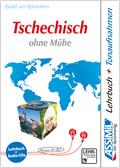 Assimil Tschechisch ohne Mühe: Lehrbuch und 4 CD-Audios