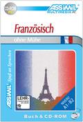 Assimil Französisch ohne Mühe: Buch und CD-ROM, 1 CD-ROM