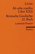 Ab urbe condita - Römische Geschichte - Buch.22