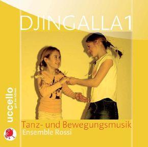 Djingalla, 1 Audio-CD - Tl.1