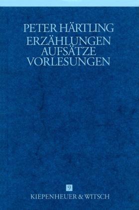 Gesammelte Werke, 9 Bde.: Erzählungen, Aufsätze, Vorlesungen; Bd.9