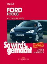 So wird's gemacht: Ford Focus (von 10/98 bis 10/04); 117