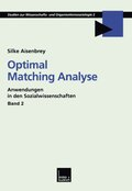 Optimal Matching Analyse