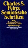 Semiotische Schriften - Bd.3