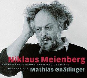 Ausgewählte Reportagen und Gedichte, 1 Audio-CD