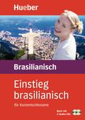 Einstieg brasilianisch für Kurzentschlossene, Buch u. 2 Audio-CDs