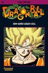Dragon Ball - Son-Goku gegen Cell