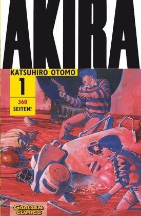 Akira, Original-Edition (deutsche Ausgabe) - Bd.1