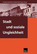 Stadt und soziale Ungleichheit