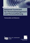 Balanced Scorecard für Personalmanagement und Personalführung