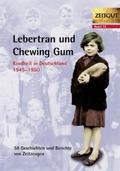 Lebertran und Chewing Gum