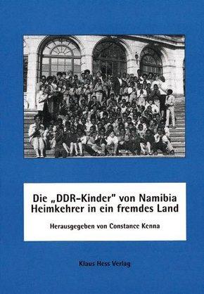 Die 'DDR-Kinder' von Namibia, Heimkehrer in ein fremdes Land
