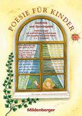 Poesie für Kinder: 1. und 2. Schuljahr