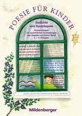 Poesie für Kinder: 3./4. Schuljahr