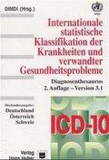 ICD-10-Diagnosenthesaurus 3.1